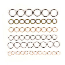 20Pcs Metal HIgh Quality Women Man Bag Accessories Rings Hook Key Chain BagPlF