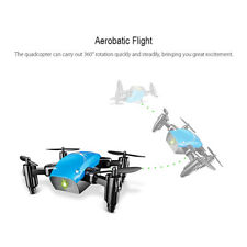 S9HW  Mini Foldable RC Quadcopter Pocket Helicopter Drone 0.3MP WiFi Camera dl1