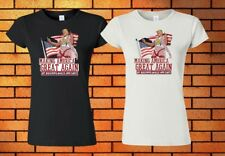 Donald Trump making America great again T-Shirt Inspired WoMan's Tee Shirt New