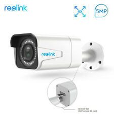 Reolink PoE IP Camera outdoor 5MP video surveillance 4x Optical Zoom RLC-511