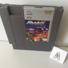 Nes - Abadox the Deadly Inner War (CHOOSE YOUR CART) Free shipping No box