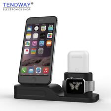 Tendway 3 in 1 Silicone for Airpods Case Charger for Apple Airpods Accessories