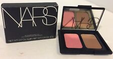 Nars Blush / Bronzer DUO PICK SHADE NEW .17 Oz. / .16 Oz.