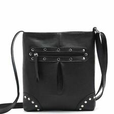 Women Pu Leather Mini Causal Shoulder Cross-body Small Flap Bag