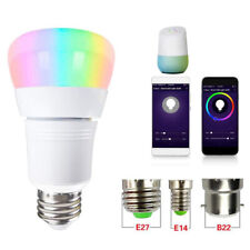 Mobile Phone Remote Control Light bulb Bulb Wireless RGB Durable Practical New