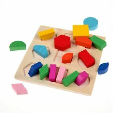 Learning Education Math Toys Wooden Puzzle Toys For Children Popular Montessori