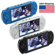 200+ Games Built-In for PSP Handheld Video Game Console Player  8GB 4.3'' USPS