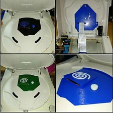 Sega Dreamcast GDEMU Cooling Fan Housing Case Tray Mod with Flat Cable