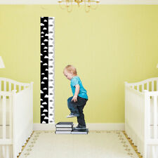 Wall Ruler Growth Chart Height Growth Chart Canvas Baby Growth Chart Wall Decor