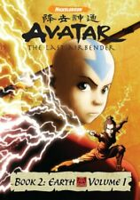 Avatar The Last Airbender - Book 2 Earth, Vol. 1 NEW!