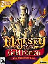 Majesty Gold Edition - Windows PC - New, Not sealed