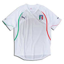 Puma Italy - Italia World Cup WC 2010 Official Training Soccer Jersey New White