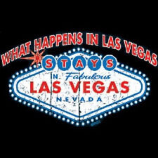 What Happens In Las Vegas Stays In Las VegasT-Shirt