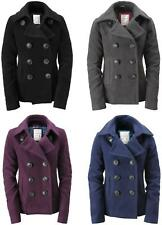 AEROPOSTALE WOOL PEA COAT WINTER JACKET XS,S,M,L,XL,XXL