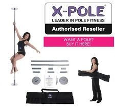 ★ THE X-POLE SPORT - THE WORLDS BEST PORTABLE POLE - FREE NEXT DAY UK DELIVERY