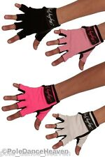 Mighty Grip Fitness Gloves - Used by Pole Dancers Worldwide - X