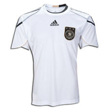 adidas Germany WC World Cup 2010 Official Training Jersey White Brand New
