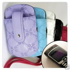 KRISTINE Curved ENCORE Cell Phone Wallet Case Holder NW