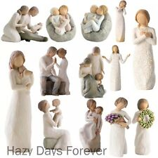 WILLOW TREE Family Figurines FIGURES ORNAMENTS FREE P&P