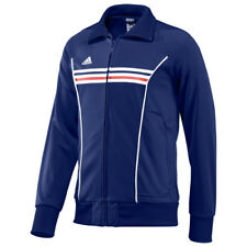 adidas France World Cup WC 2010 Style Soccer Track Jacket Brand New Navy Blue