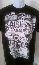 RISE AGAINST MENS ROCK BAND T-SHIRT SM-XL NEW