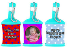 Personalised KIDS Photo Birthday Party Christening Popper WRAPPERS Polka Dot