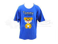 Personalised Childrens/Kids T-Shirt- Tiger Cub Design
