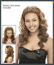 "BRAID LACE FRONT WIG ""WIND"""