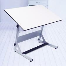 Drawing / Art / Drafting Adjustable Table - Desk w/ Shelf | Hobby Homework Craft