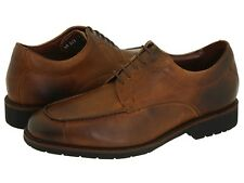 Neil M Denver Men's Genuine Leather Dress Shoes Worn Saddle NM172415 All Sizes
