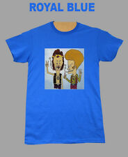 Bevis and Butthead Hippy funny cartoon T Shirt