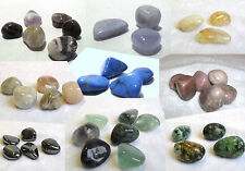 Small CRYSTAL TUMBLESTONE Healing Meditation Tumbled Stone Gemstone