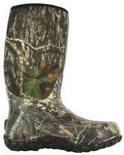 Bogs Classic High Waterproof Men's Camo Hunting Boots Mossy Oak 60542 All Sizes