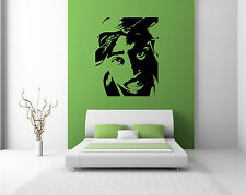 2Pac wall sticker decals bedroom lounge graphics large transfer wall art Tupac