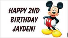 NOW $29.95!! Disney Mickey Mouse Clubhouse Birthday Party Banner Decorations