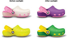 AUTHENTIC CROCS  Chameleons™ Translucent Clog New In All Sizes In Stock.......