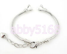 5 Sets Watches Charm Chains Fits European Beads Choose Size L21