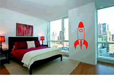 Rocket Vinyl Wall Sticker art decals large pic graphics decor space ship