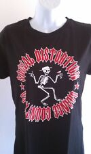 SOCIAL DISTORTION WOMENS T-SHIRT SM MED LG XL