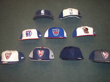 NEW JERSEY NETS NBA FITTED HAT, (YOU PICK ONE) FREE SHIPPING