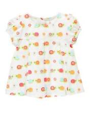 NWT GYMBOREE GROWING FLOWERS SWING TOP WITH SNAIL PRINT