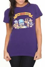 Almost Naked Animals Purple Girls T-Shirt