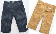 NEW Mens Cargo Combat Casual Shorts Cotton - W32/W34/W36