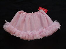 NWT GYMBOREE TRES FABULOUS PINK TULLE HOLIDAY CHRISTMAS SKIRT POODLE DOGS