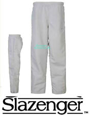 BNWT Boys SLAZENGER Woven Pants/Tracksuit Bottoms 9-13y Sports Trousers SILVER