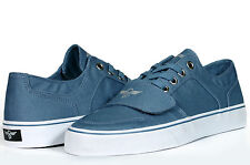 Creative Recreation Mens Cesario Low  XVI Blue Lace Up Sneakers NEW AUTHENTIC