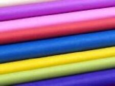 MULTI-LISTING ~ PREMIUM QUALITY TISSUE PAPER 10 COLOURS 500 X750mm/ 20X30  159A