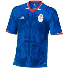 Official adidas Olympic LONDON 2012 Team GB Icon Football Shirt, Ages: 7- 14 Yrs