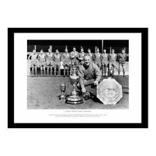 Liverpool FC 1966 League Champions Bill Shankly & Team Photo Memorabilia (430)