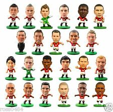 Manchester United SoccerStarz Figures Players Football Figurines Official Gift